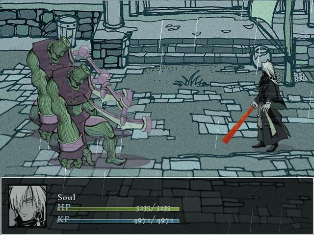Gra Rainblood: Town of Death Gra Bezpłatne