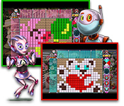 Buy pc games - Rainbow Mosaics 11: Helper's Valentine