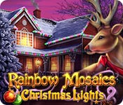 Buy PC games online, download : Rainbow Mosaics: Christmas Lights 2