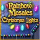 Rainbow Mosaics: Christmas Lights - Mac