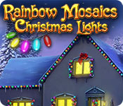 Rainbow Mosaics: Christmas Lights for Mac Game