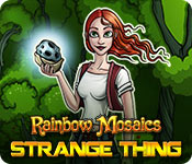 Rainbow Mosaics: Strange Thing Game
