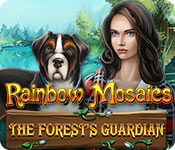 Rainbow Mosaics: The Forest's Guardian Game Featured Image