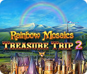 Rainbow Mosaics: Treasure Trip 2 Game Featured Image