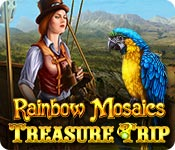 Rainbow Mosaics: Treasure Trip Game Featured Image
