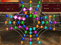 in-game screenshot : Rainbow Web II (pc) - Break the evil spell!