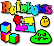 Rainbows Feature Game