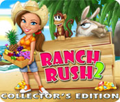 Ranch Rush 2 Collector's Edition Game Featured Image