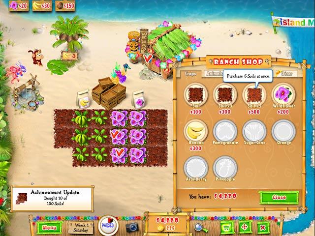 Bezpłatne pobieranie Ranch Rush 2 – Sara's Island Experiment