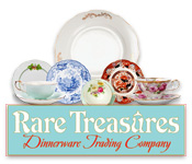 Rare Treasures: Dinnerware Trading Company Game Featured Image