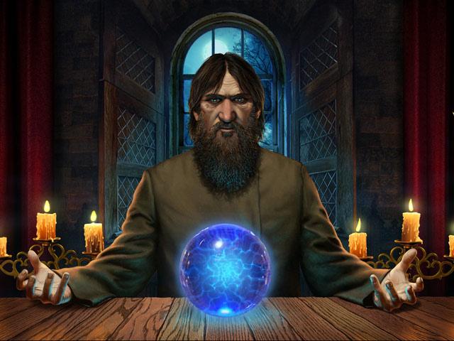 Rasputin's Curse - Find dark secrets in Rasputin's Curse!