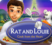Rat and Louie: Cook from the Heart Game Featured Image