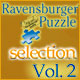 Ravensburger Puzzle II Selection Game