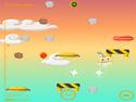 in-game screenshot : Reachin' Pichin (og) - Aim for the skies!