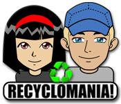 Recyclomania Game Featured Image