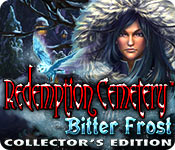 Redemption Cemetery: Bitter Frost Collector's Edition Game Featured Image