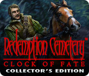 Redemption Cemetery: Clock of Fate Collector's Edition Game Featured Image