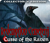 Redemption Cemetery: Curse of the Raven Collector's Edition feature