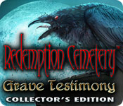 Redemption Cemetery: Grave Testimony Collectors Edition