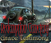 Redemption Cemetery: Grave Testimony