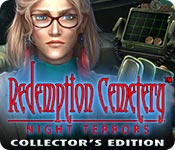 Redemption Cemetery: Night Terrors Collector's Edition Game Featured Image