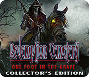 Redemption Cemetery: One Foot in the Grave Collector's Edition Game Featured Image