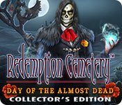 Redemption Cemetery: Day of the Almost Dead Collector's Edition Game Featured Image