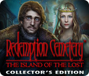 Redemption Cemetery: The Island of the Lost Collector's Edition Game Featured Image