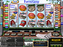 Screenshot: Reel Deal Epic Slot: Forrest Gump Game