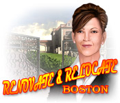 Renovate & Relocate: Boston for Mac Game