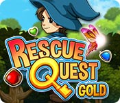 Buy PC games online, download : Rescue Quest Gold