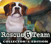 Rescue Team 6 Collector's Edition Game Featured Image