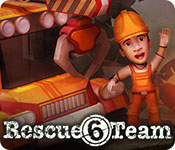 Rescue Team 6 Game Featured Image