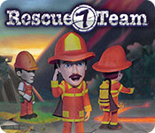 Mother Nature has met her match! When the Earth trembles, volcanoes rumble and thunder splits the sky, the Rescue Team is there to save the day.