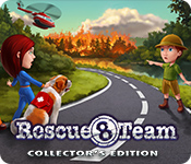 Rescue Team 8 Collector's Edition for Mac Game