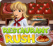 Restaurant Rush Feature Game