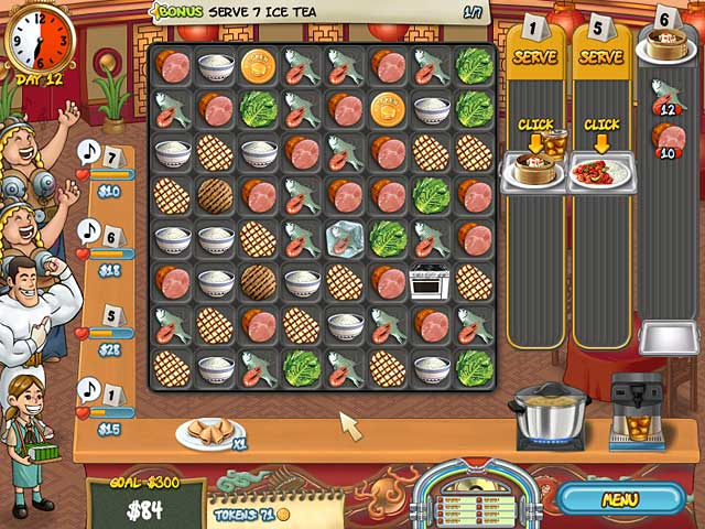 Click To Download Restaurant Rush