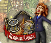 Restoring Rhonda Game Featured Image