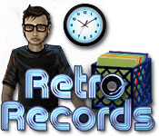 Retro Records Game Featured Image