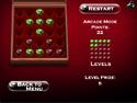 in-game screenshot : Reversi Gems (og) - Light up all the Reversi Gems!