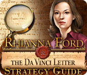 Rhianna Ford& the DaVinci Letter Strategy Guide feature