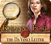 Rhianna Ford & The Da Vinci Letter - Featured Game!