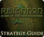 Rhiannon: Curse of the Four Branches Strategy Guide feature