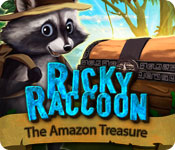 Ricky Raccoon: The Amazon Treasure Game Featured Image