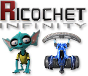 Ricochet: Infinity Feature Game