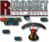 Ricochet Lost Worlds for Mac Game