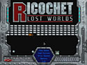 Ricochet Lost Worlds Screenshot
