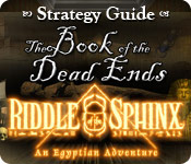 Riddle of the Sphinx Strategy Guide Feature Game