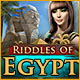 New computer game Riddles of Egypt