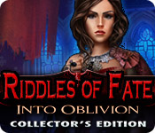 Riddles of Fate: Into Oblivion Collector's Edition Game Featured Image